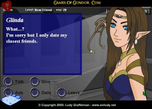 Elf Girl Sim Date RPG - Free PC Gamers - Free PC Games