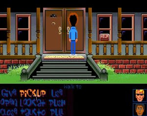 Maniac Mansion Deluxe - Free PC Gamers - Free PC Games