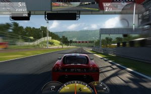Ferrari Virtual Race - Free PC Gamers - Free PC Games