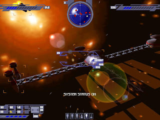 No Gravity free space shooter PC game