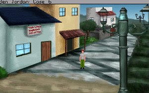 Ben Jordan Case 6: Scourge of the Sea People free PC adventure