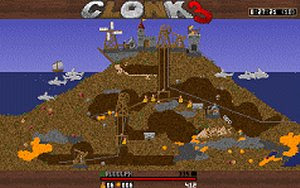 Clonk 3 free multiplayer game