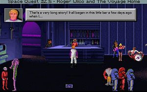 Space Quest IV.5 Roger Wilco and The Voyage Home