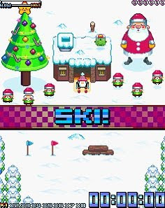 Pen Pen Xmas Olympics free PC game
