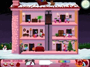 The Night Before Christmas free arcade game