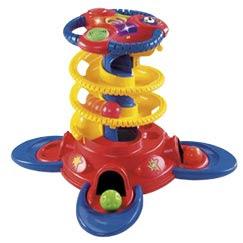 a51d14b6c Ibu dan Anak - Hasfaz  Fisher-Price Baby Playzone Stand-Up Ball ...