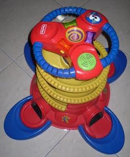 Ibu Dan Anak Hasfaz Fisher Price Baby Playzone Stand Up