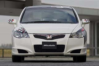 Honda Civic Type-R Modulo front.jpg