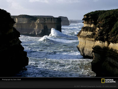 limestone cliffs Port Campbell National Park Australia.jpg