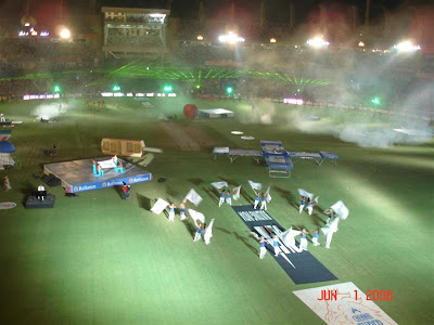 Laser show at IPL Final.jpg