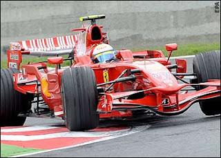 Massa Ferrari