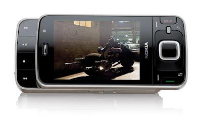 Nokia N Series N96