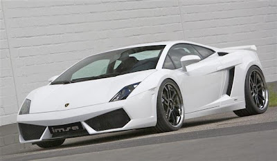 Lamborghini Gallardo LP560 with 584bhp