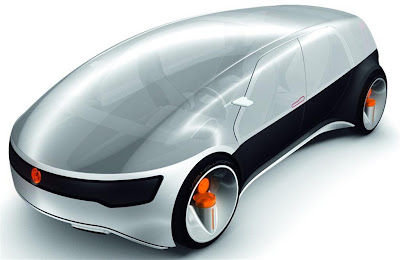 VW future SUV