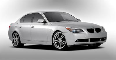 Modified BMW 5 Series
