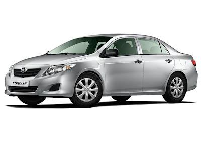 New Toyota Corolla India