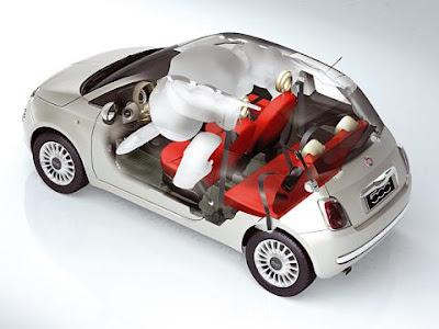Fiat 500 technical