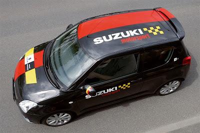 Suzuki Swift Rallye NStyle