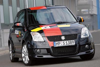 Swift Rallye
