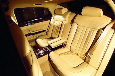 VW Phaeton Interiors