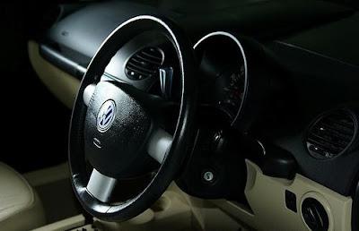 Beetle RHD Interiors