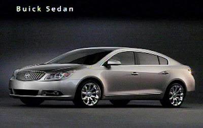 Buick Sedan