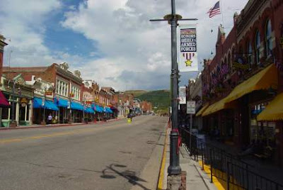 Bennett Avenue, Cripple Creek, Colorado