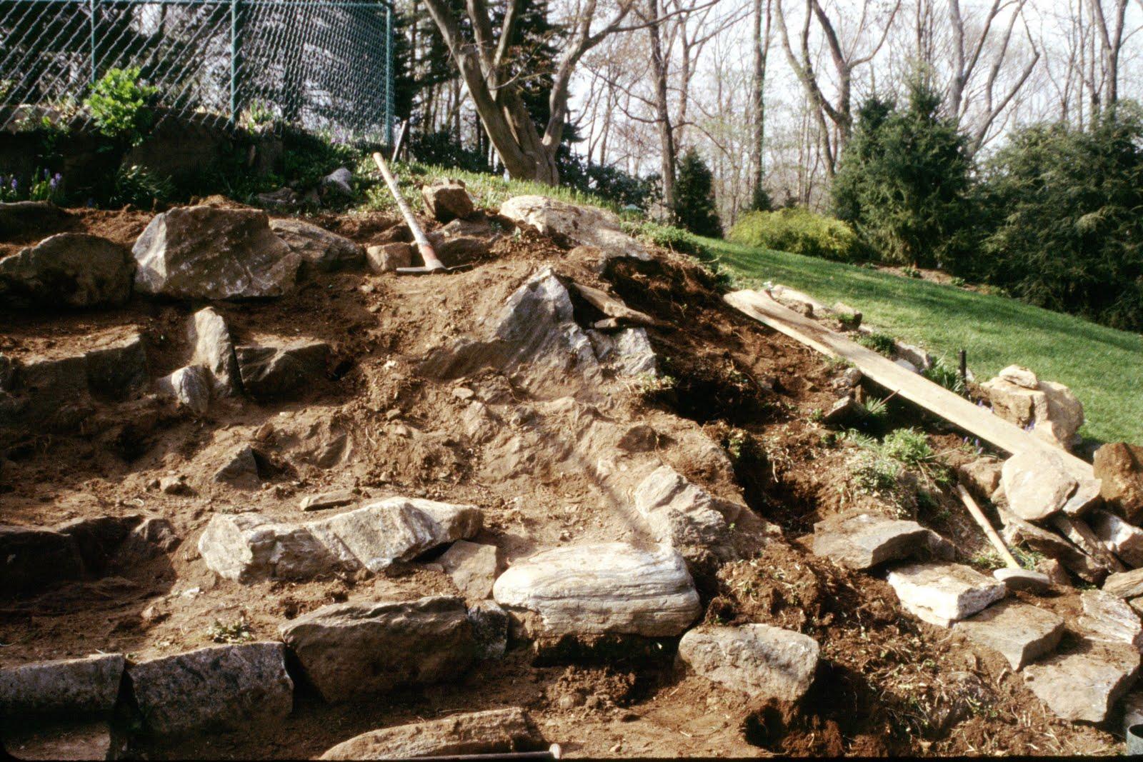 Make A Rock Garden