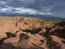 哥倫比亞的沙漠