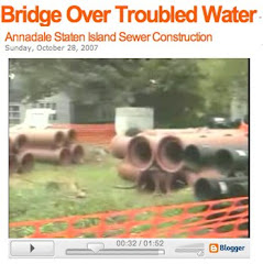 My Web Site On NYC Water Awareness