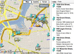 Famous People Who Lived In Brooklyn Map