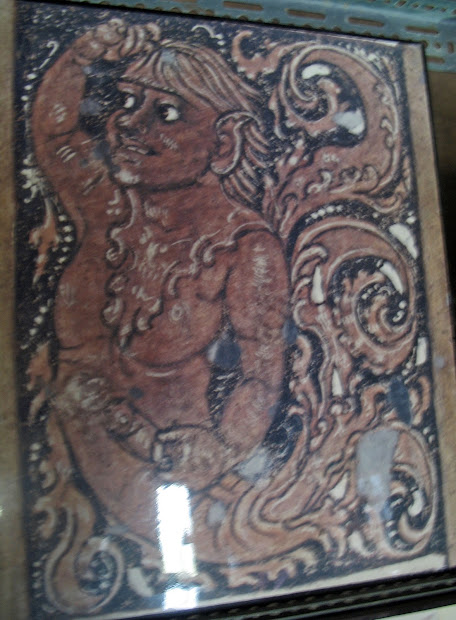 Stock Ajanta Temple Paintings And Murals Cave 2