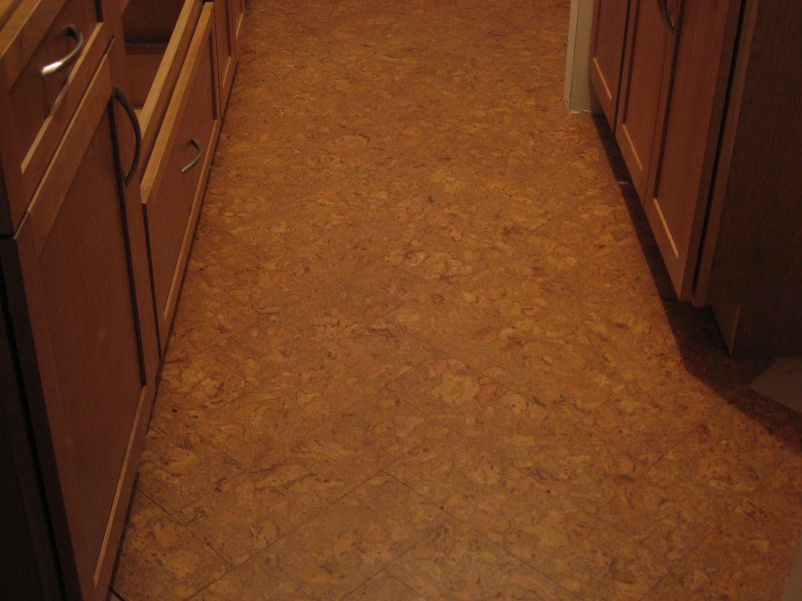 Cork Floors In Bathroom