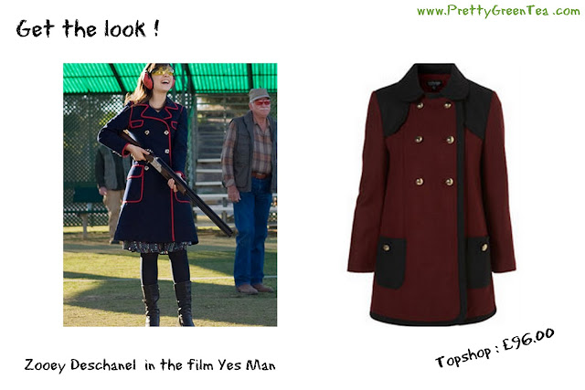 Get the look: Zooey in Yes Man