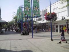Queensmead Shopping centre
