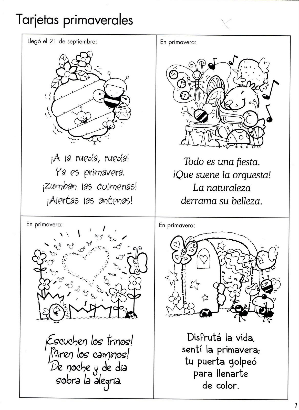De Ninos Maternal Dibujos Para