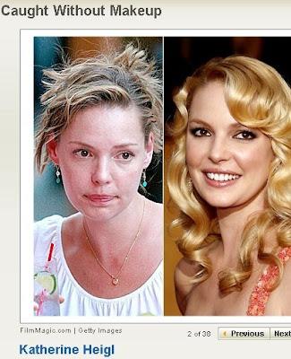 Girls Without Makeup. Stars Without Makeup!