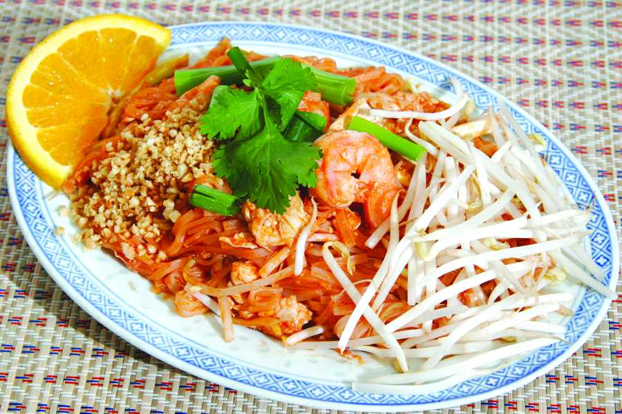 Types Of Noodles Used In Thai Food