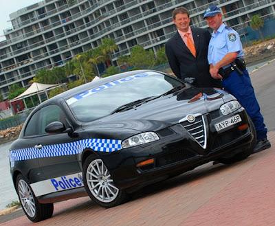 autos de policia