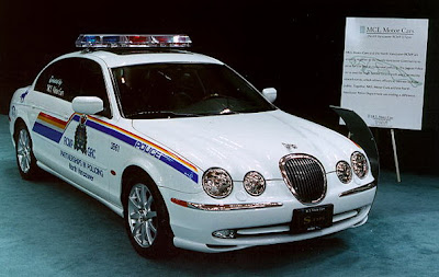 Los mejores autos de policía del mundo