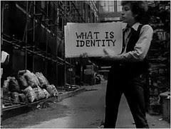 Bob Dylan - what is identity?
