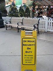 24 hour security on duty