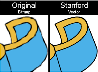 Convert Bitmap Images to Vector to Improve Quality