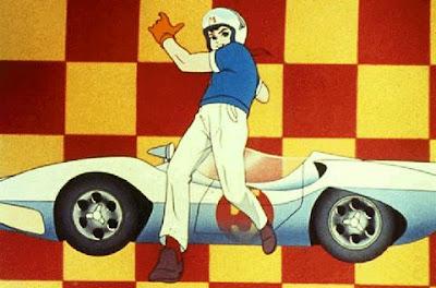 Mach 5 carro de meteoro - speedracer car