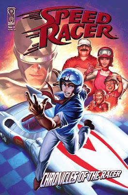 meteoro comic - speedracer comic