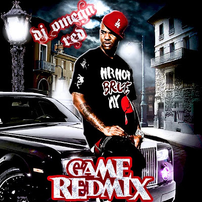 [The Fleet Djs] New Post : Dj Omega Red presents Game Redmix