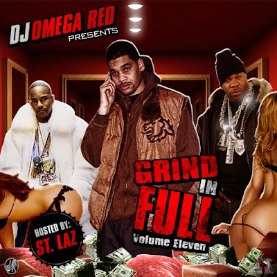 Fleet DJs presents DJ Omega Red: Grind In Full 11