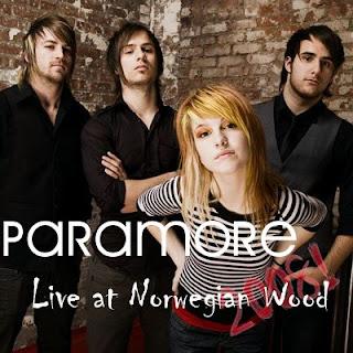 MP3 ALBUM : PARAMORE Folder