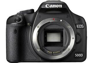 DSLR Canon EOS500D / Rebel T1i Reflex