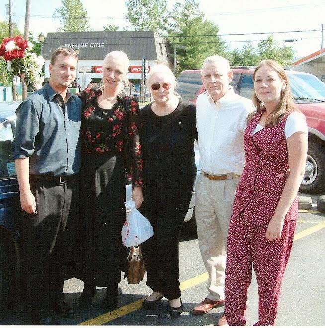 BRAD, NANCY, LILY, DAVE, JAMIE